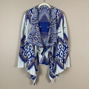Charlotte Russe   Aztec Shrug Sweater
